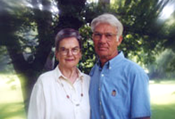 Donor Story - Coe '50 and Carolyn (Walker '49) Wadelin